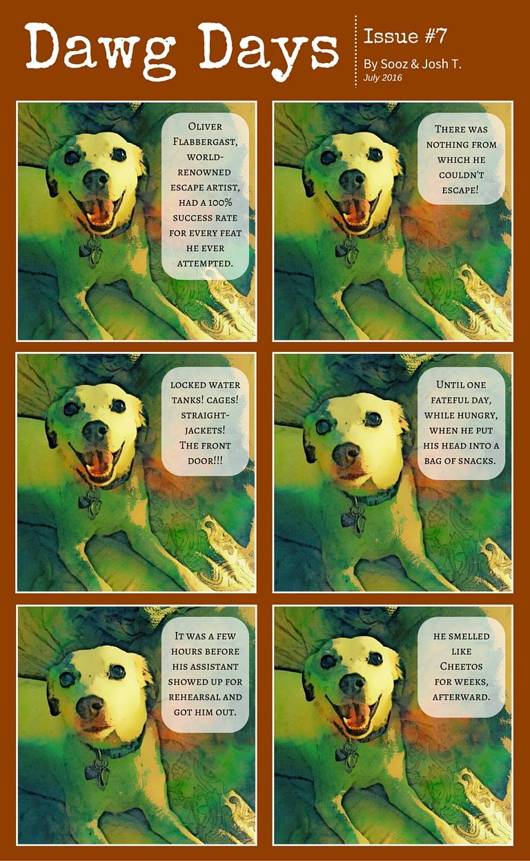 Puptoons #7